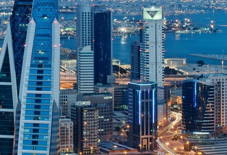 The Domain Hotel and Spa, Manama, Vista desde el hotel