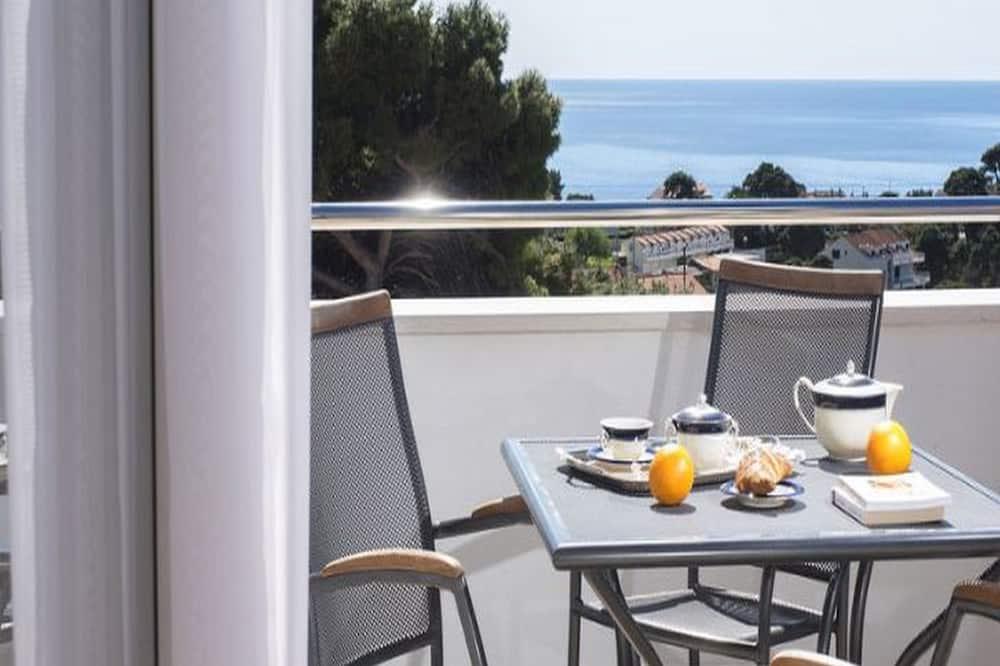 Štúdio, balkón, výhľad na more - Balkón