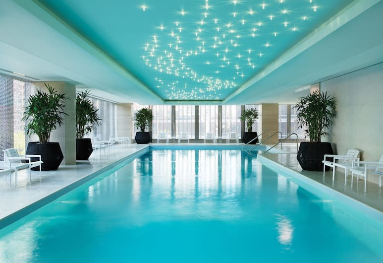 The Langham, Chicago, Chicago, Pool