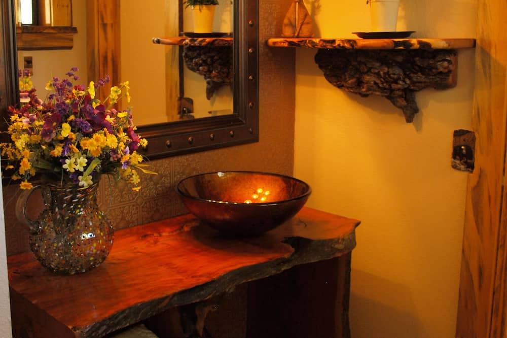 Habitación, baño privado (The Cabin Room) - Lavabo en el baño