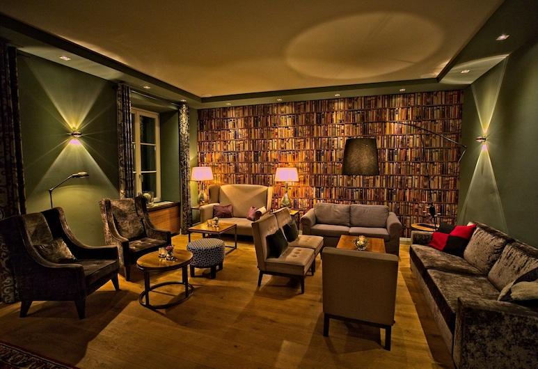 Bad Hotel Überlingen, Überlingen, Lounge i lobby