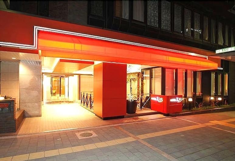 ホテル1-2-3 神戸, 神戸市