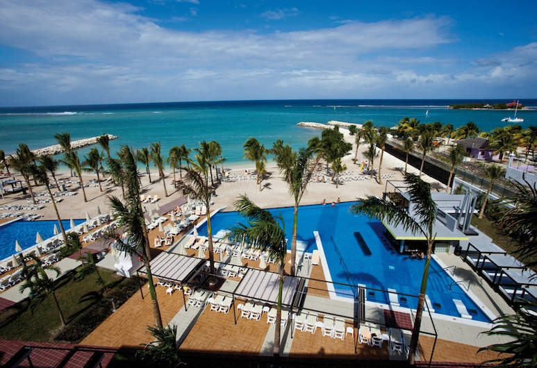 Riu Palace Jamaica All Inclusive - Adults Only, Montego Bay, Vista dall'hotel