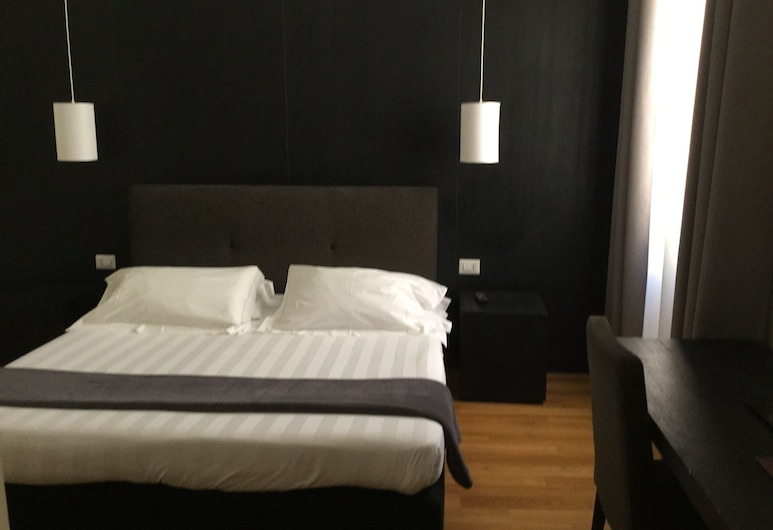 Rhome Terminal, Rome, Standard Double or Twin Room, Guest Room