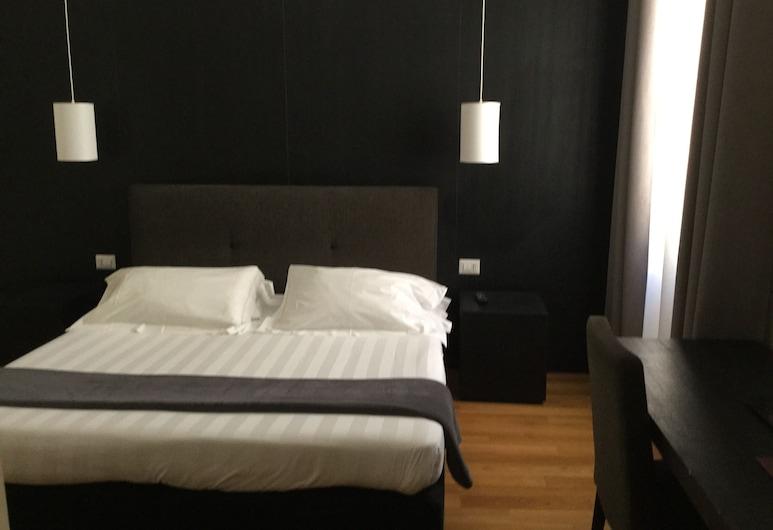 Rhome Terminal, Roma, Camera Standard con letto matrimoniale o 2 letti singoli, Camera