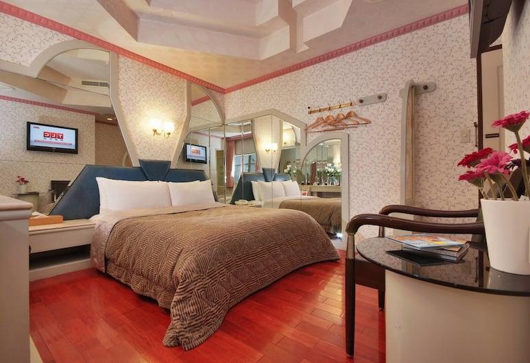 珍美飯店, 台北市, 高級客房, 客房