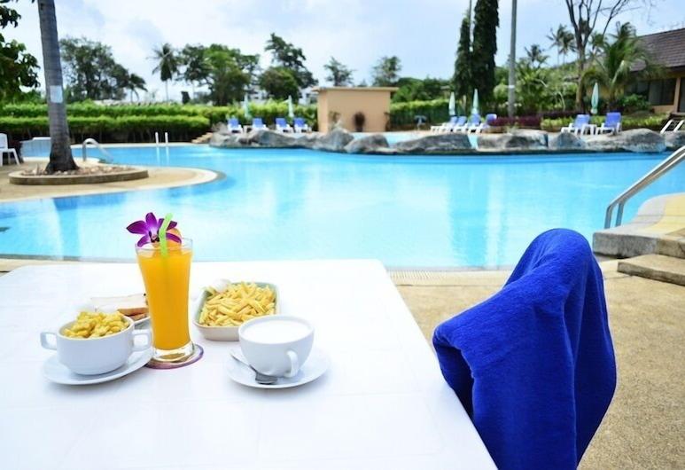 Phuket Siray Hut Resort, Ratsada, Kolam Terbuka