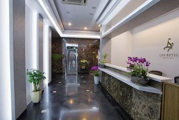 Foto van Lex Hotel in Seoel