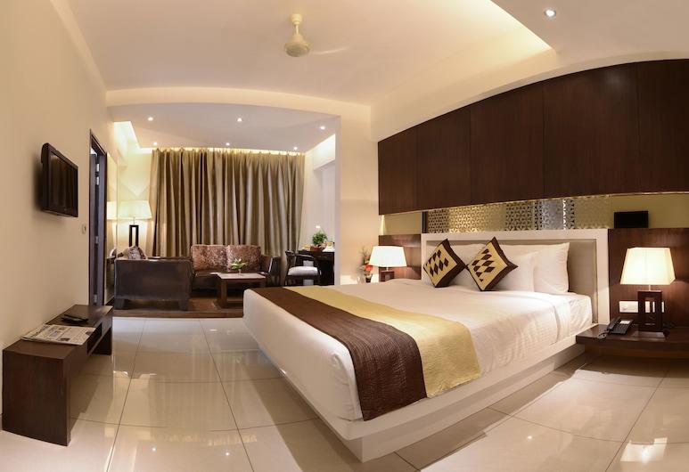 Taj Vilas, Agra, Executive Room, Bilik Tamu