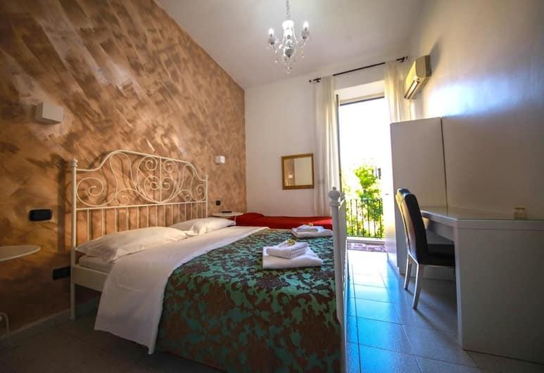 Hotel Pisa, Rom, Classic-dobbeltværelse - 1 soveværelse, Værelse