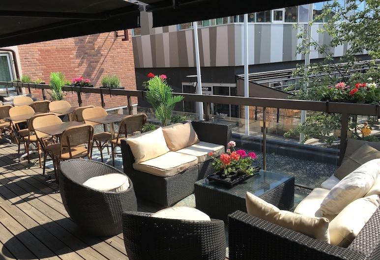 Best Western The Public Hotel, Akersberga, Teres/Laman Dalam