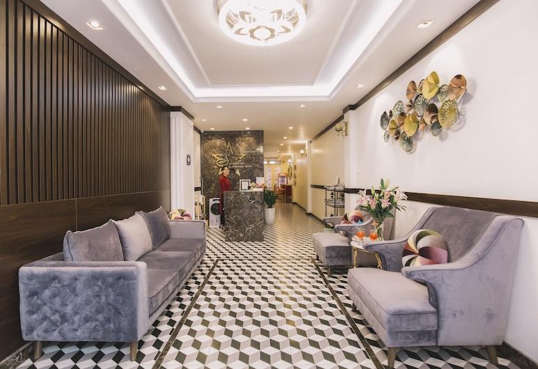 Splendid Star Boutique Hotel , Hanoi, Tempat Duduk di Lobi