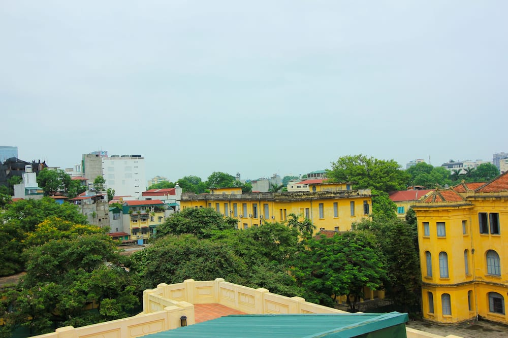Triple Room, City View - City View