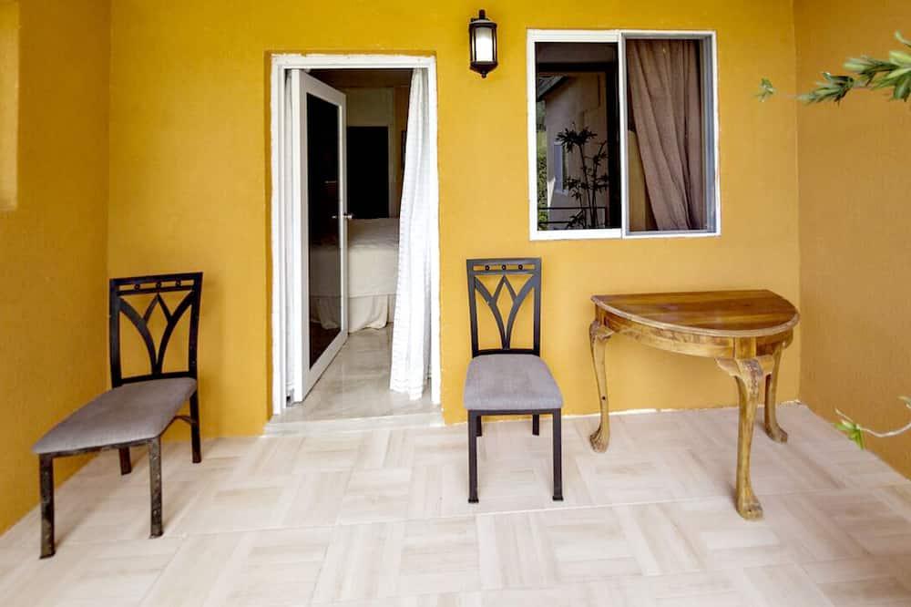 Superior Room, 1 Bedroom, Balcony, Mountainside - Balcony