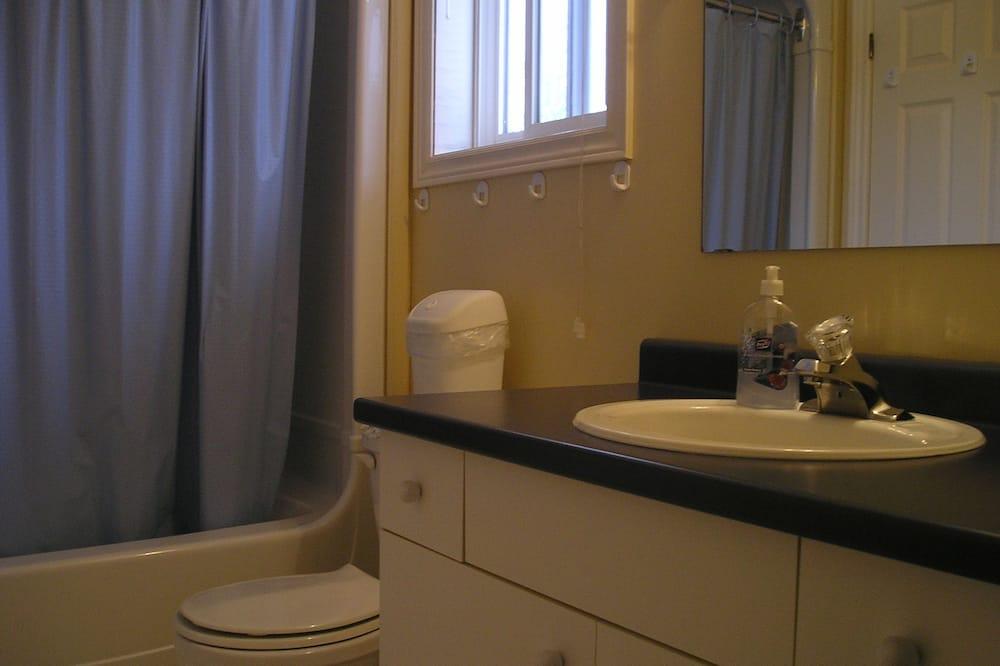 Suite, 2 habitaciones, vista al jardín (Italian Suite) - Baño