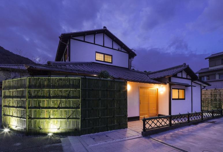 Arashiyama Benkei, Kyoto, Люкс «Премиум», 2 спальни, отдельная ванная комната, вид на сад (90 sqm, Maisonette Type), Номер