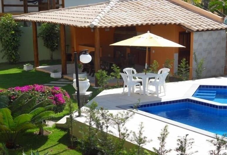 Residence Vila Europa, Porto Seguro, Vonkajší bazén