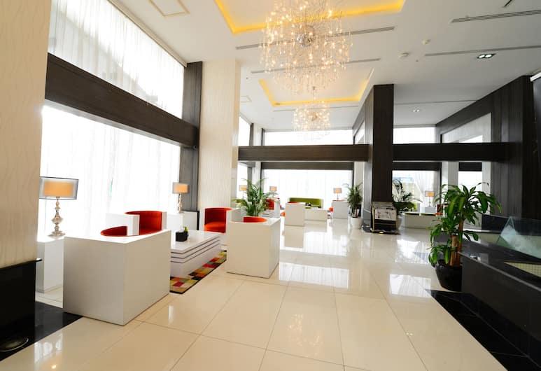 Domaine des Remparts Hotel & Spa, Riyadh, Lobby Sitting Area