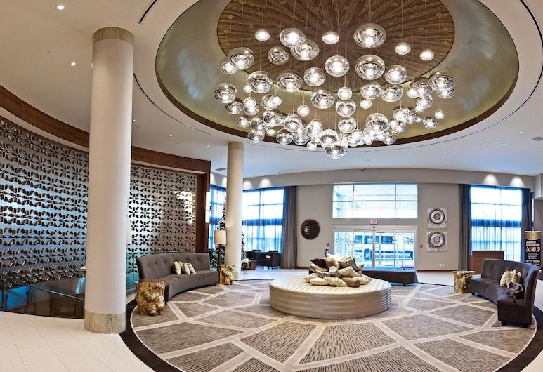 래디슨 호텔 & 컨퍼런스 센터 캘거리 에어포트, 캘거리, 로비