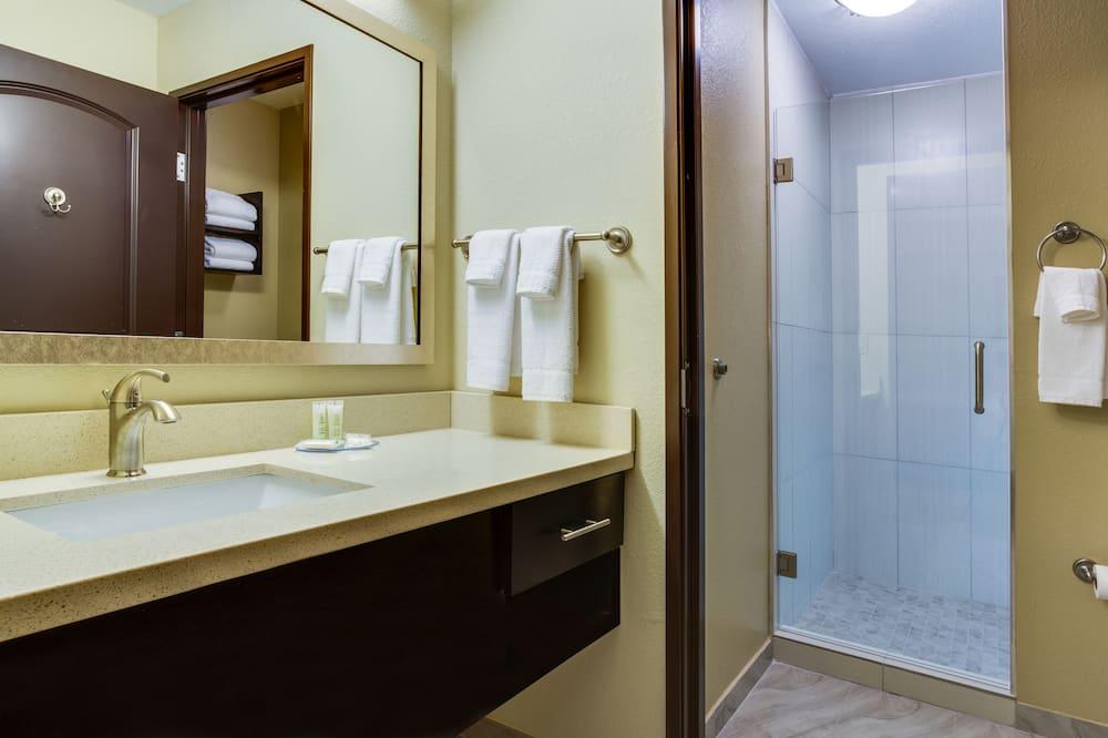 Štandardná izba, kuchyňa - Kúpeľňa