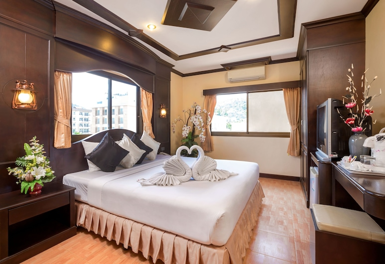 Chang Club, Patong, Standard Room, Guest Room