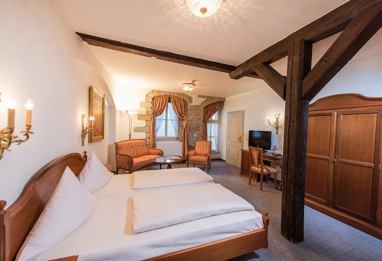 Hotel Goldener Löwe, Meissen, Superior Double Room, Guest Room