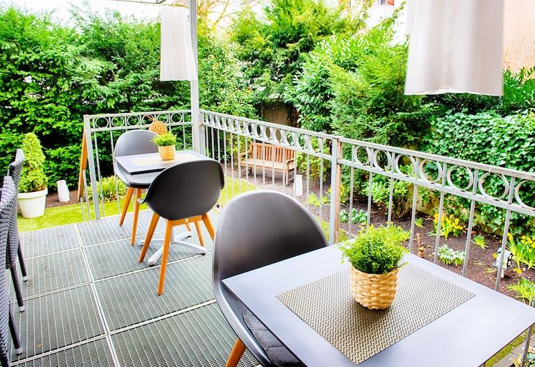 Hotel Fürst Garden, Dortmund, Jardín