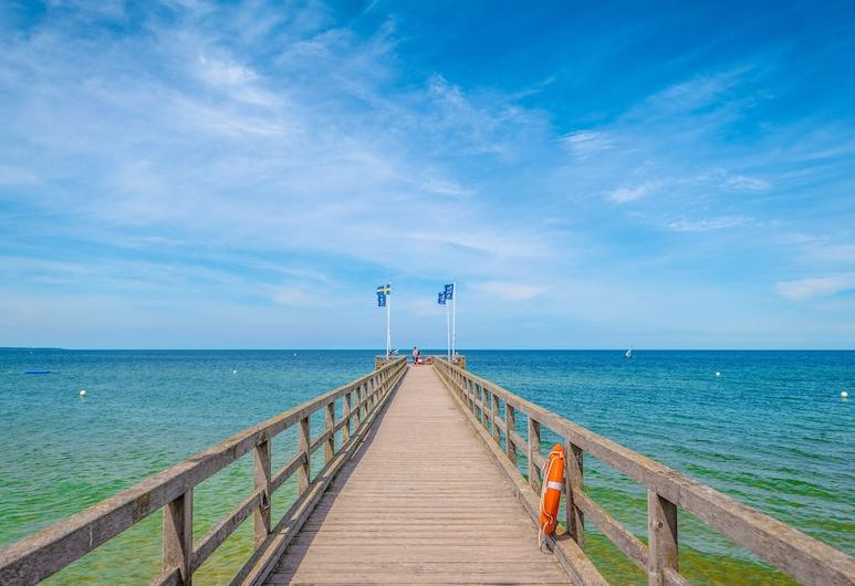Ferienpark Weissenhäuser Strand, Wangels, Pantai