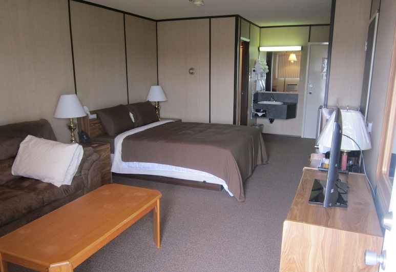 Inn of The South, Шаунавон, Стандартный номер, 1 двуспальная кровать «Квин-сайз», Номер
