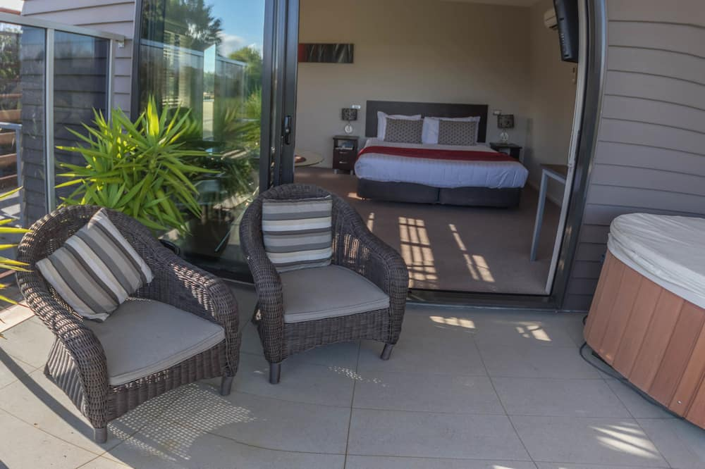 Mountain View Suite - Balcony