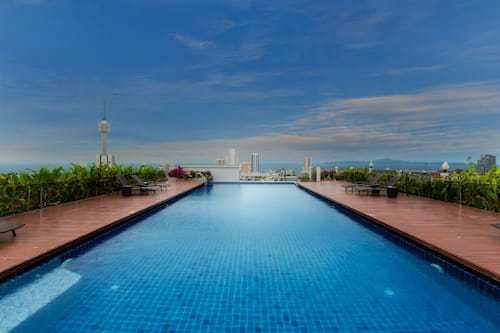 Aiyara Grand Hotel In Pattaya Hotels Com