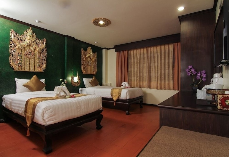 PL House, Patong, Guest Room