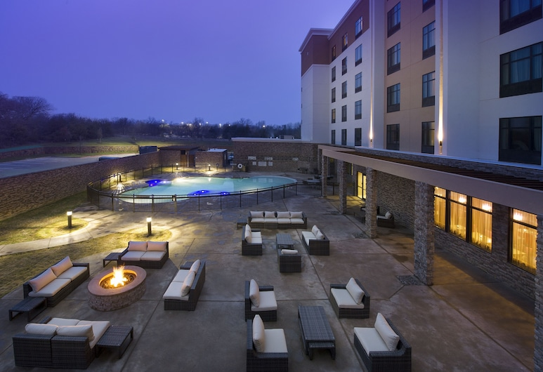 TownePlace Suites by Marriott Dallas DFW Airport N/Grapevine, Grapevine, Teres/Laman Dalam
