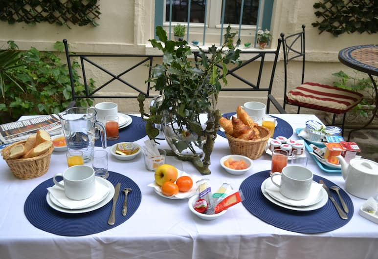 Nouvel Hôtel Paris, Paris, Breakfast Area