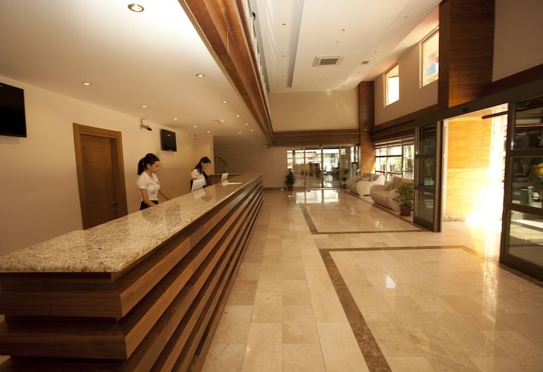 Yali Park Hotel, Trabzon, Meja Sambut Tetamu