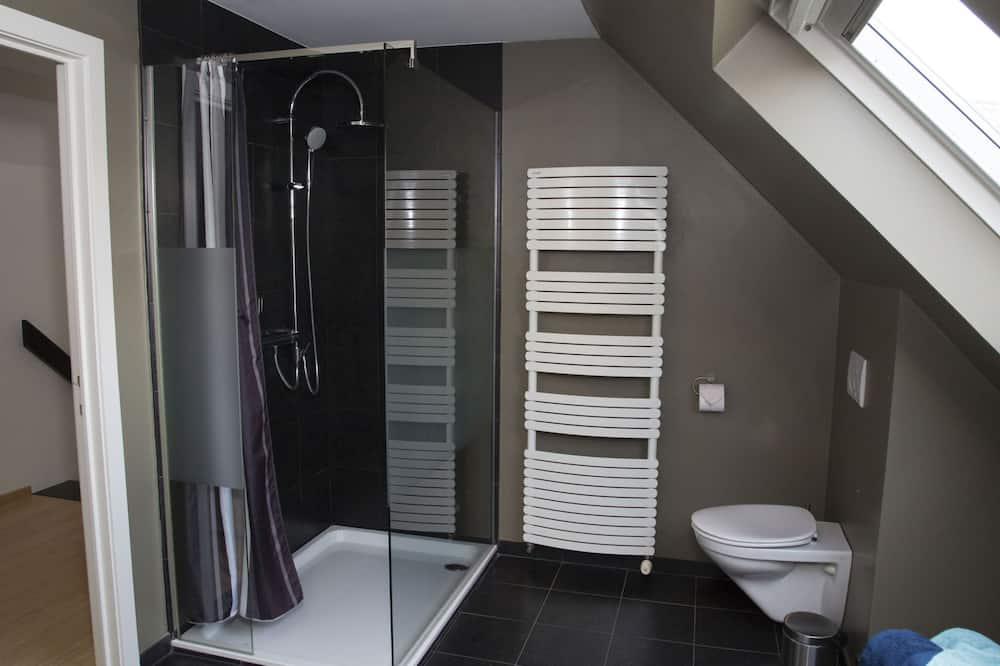 ห้องคอมฟอร์ทสวีท (portrait suite) - ห้องน้ำ