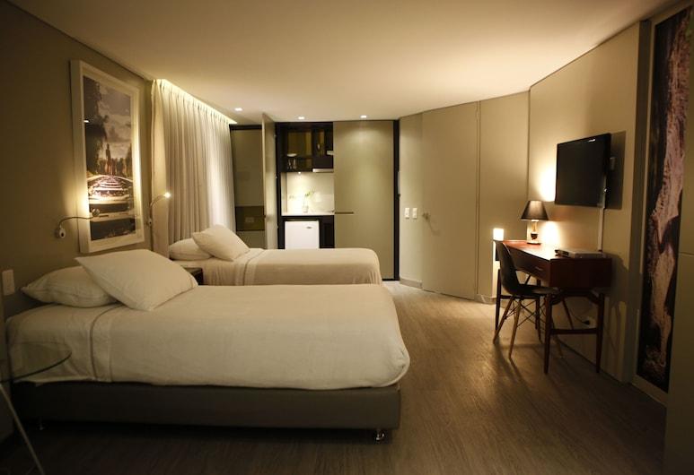 Hotel The Grace, Богота, Люкс (Triple), Номер