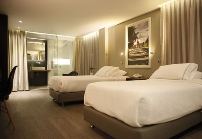 Hotel The Grace, Bogotá, Doppia Executive, Vista dalla camera