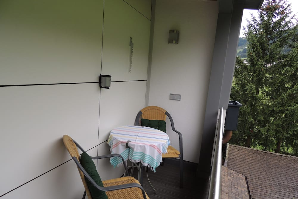Apartment, 2 Bedrooms (excl. cleaning fee EUR 100) - Balcony