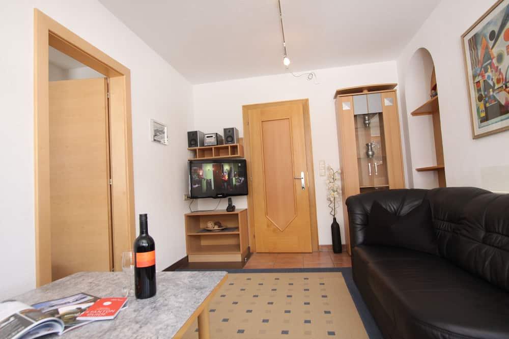 Departamento, 3 habitaciones, balcón - Sala de estar