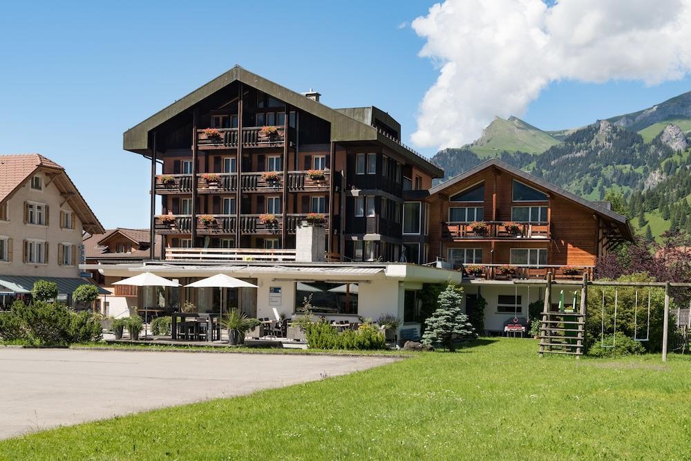 ホテル ブルムリサルプ, Kandersteg