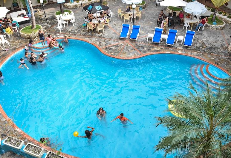 Acuarium Suite Resort, Santo Domingo Este, Piscina Exterior