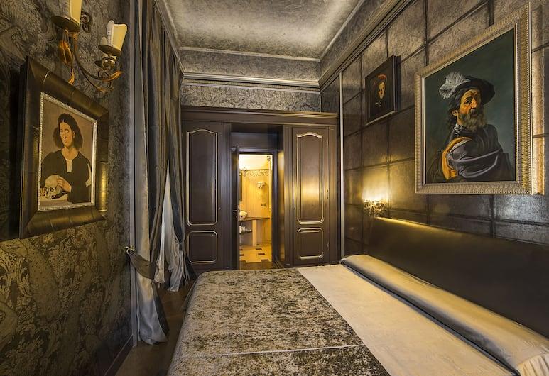 Antica Dimora Delle Cinque Lune, Roma, Kamar Double Standar, pemandangan kota, Kamar Tamu