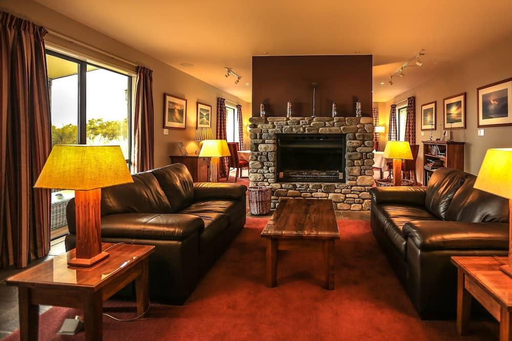 豪華別墅 - 客廳