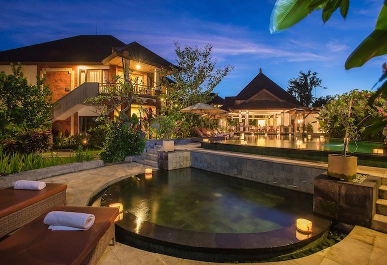 Rama Phala Resort & Spa, Ubud, Pool Waterfall