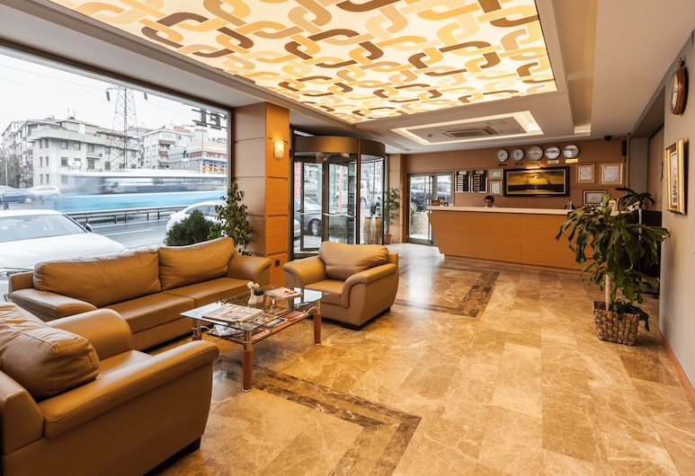 Grand Hotel Avcilar, Istanbul, Lobby Sitting Area