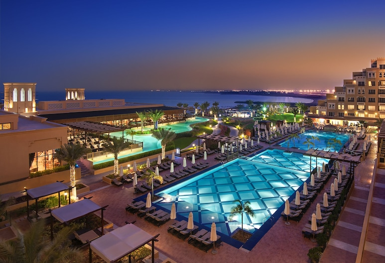 Rixos Bab Al Bahr - All Inclusive, Ras Al Khaimah, King Suite, 3 Bedrooms, Ranta-/merinäköala