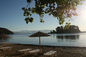 Foto av Aegli Hotel i Korfu