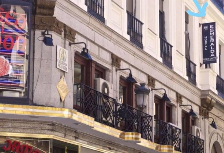 伊斯梅拉達旅舍, 馬德里