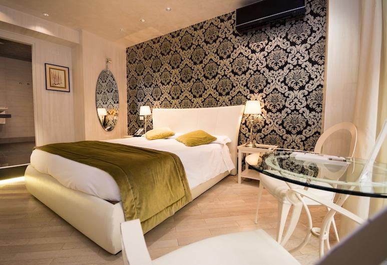 Hotel Caravita, Rome, Suite Junior, Chambre